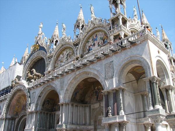 Венеция. Собор Святого Марка (Basilica di San Marco)