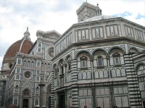 Собор Святой Марии дел Фиоре во Флоренции