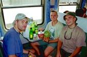 Так мы ехали в китайском поезде