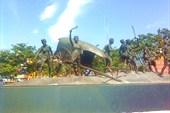 Монумент освобождения.Кхорат