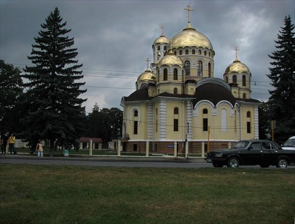 Нальчик. Православный храм