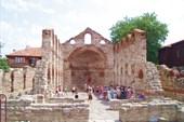 Церковь Святой Софии (Несебыр) конец V — начало VI века