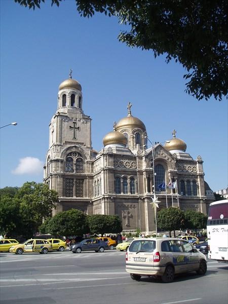 Успенский собор (Варна) 1880—1886