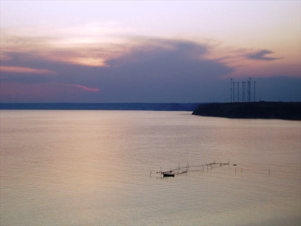 Вид на побережье, мыс Калеакра