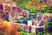 Гегард — мужской монастырь