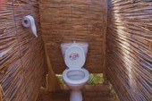 База Хан-Тенгри. Туалеты