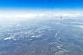 Дельта с самолета