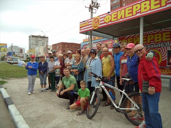 Тольятти. Готовы в путь