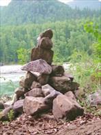 Поход от Аршана до реки Китой