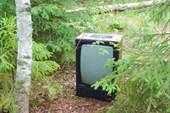Даже телевизор есть!