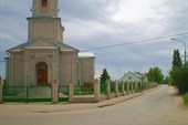 Первый день: церковь в Иловле