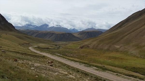 Долина реки Карасаз