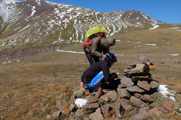 Тур на пер. Каракол (3456 м.)