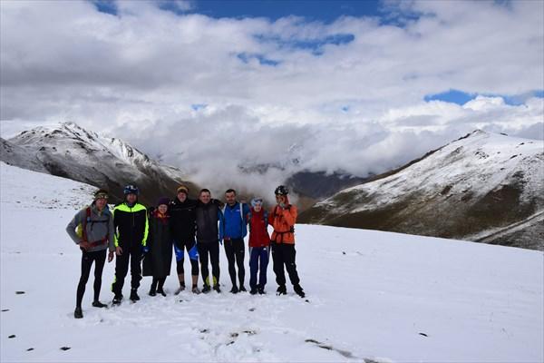 Перевал Калмак-Ашуу (3446 м.)