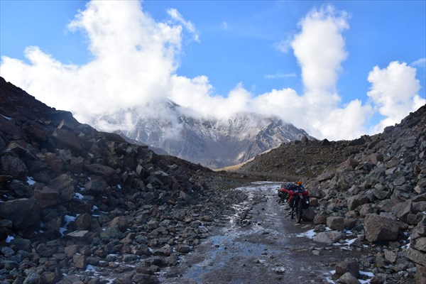 Перевал Тосор (3896 м.)