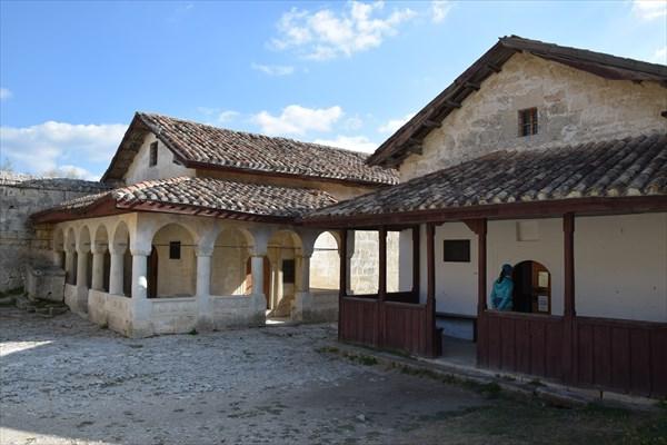 Два караимских храма