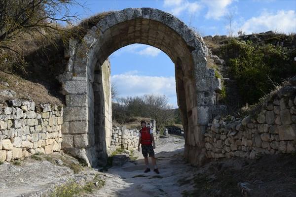 Ворота Орта-Калу
