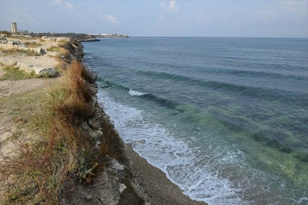 Побережье чёрного моря