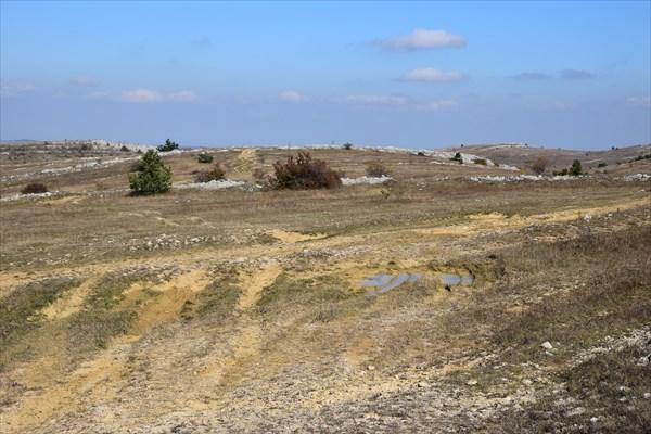 Пустынная караби-яйла