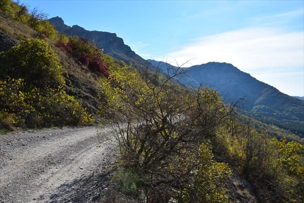Дорога в Приветное