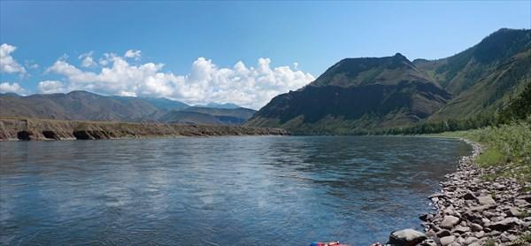 Река Бий-Хем