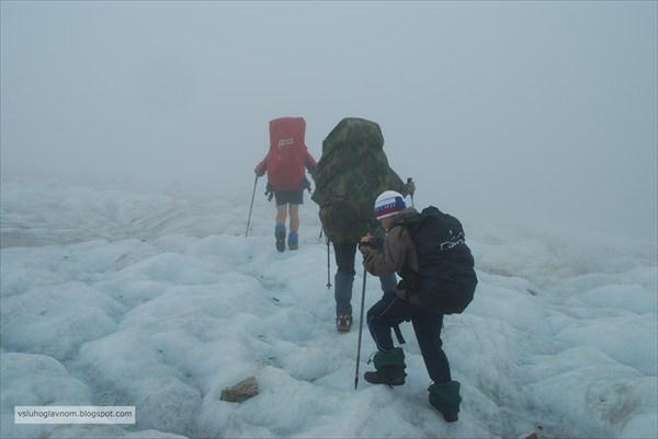 Переход через ледник