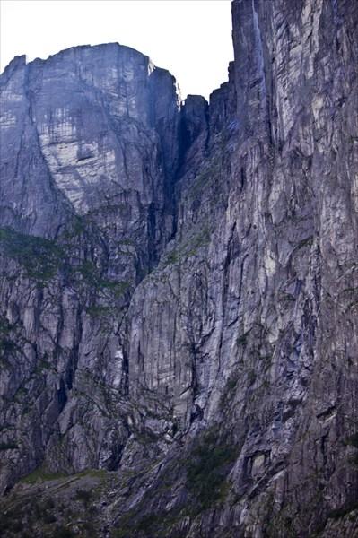 Вид на Кьерагболтен с воды