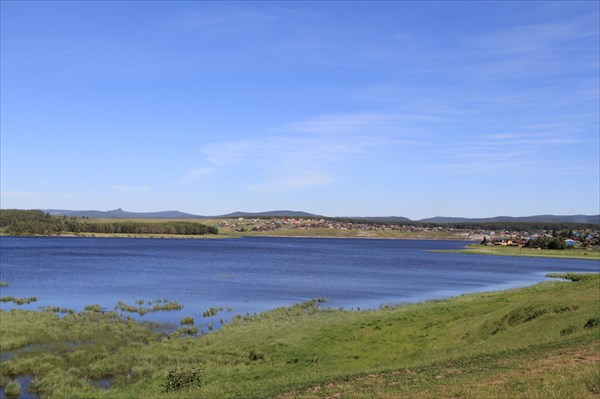 Тирлянский пруд