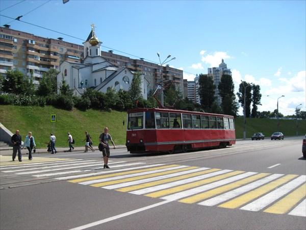 50.Трамвай