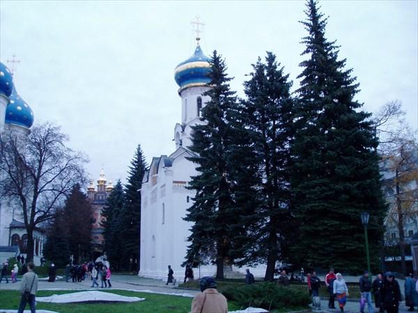 Духовская церковь, 1476-1477 гг.