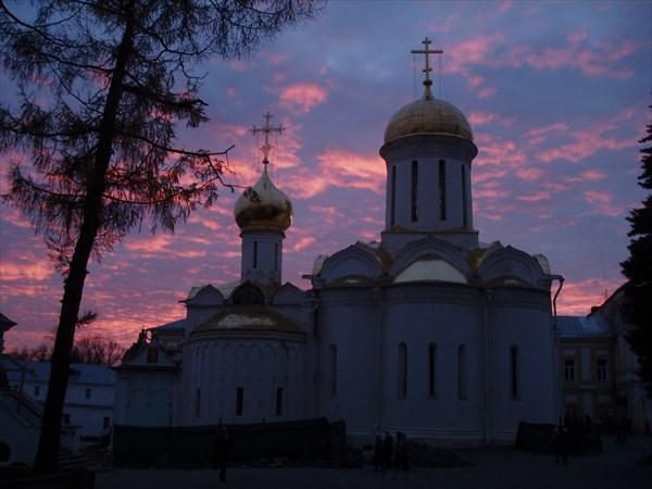 Церковь во имя преподобного Никона Радонежского (1623)