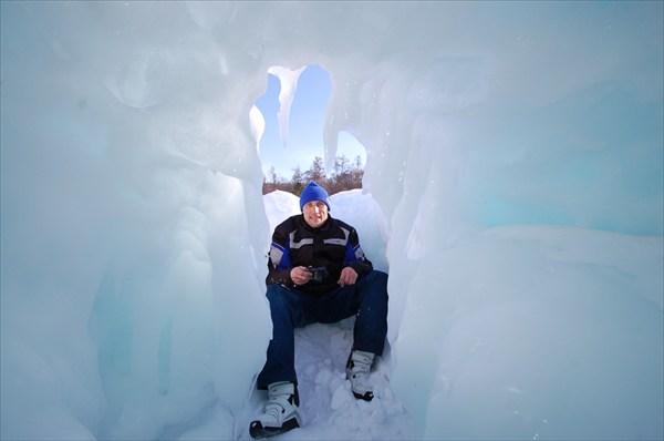 Ледовые гроты