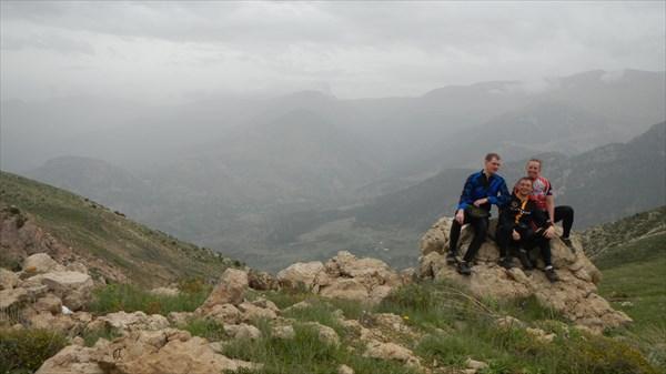 Перевал 1846 м