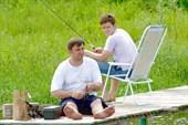 Рыбаки.