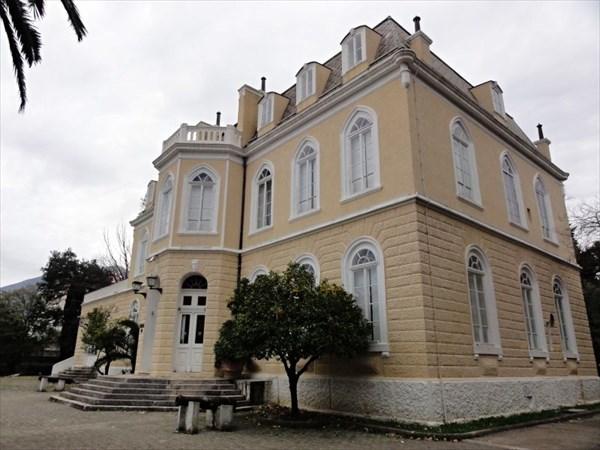 Дом короля Николы.