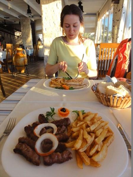 Ресторан Измир.
