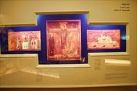 Экспонат посвященный Иисусу