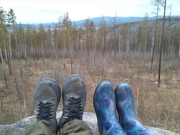 Путешествующие ножки