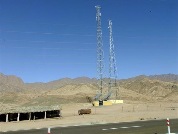 Станция мобильной связи