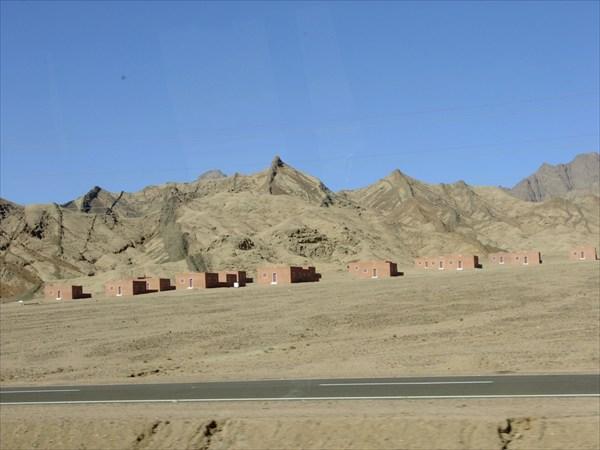 Поселок для бедуинов