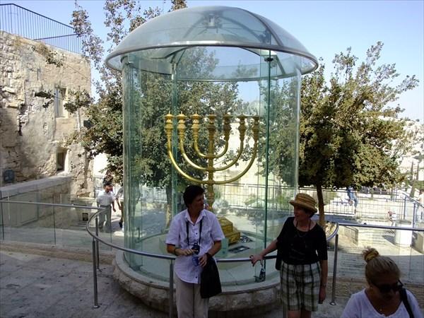 Семисвечник, главный иудейский символ