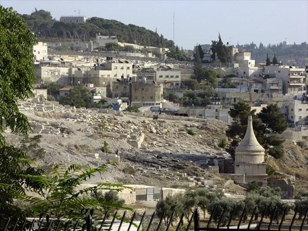 Главное и старейшее иудейское кладбище