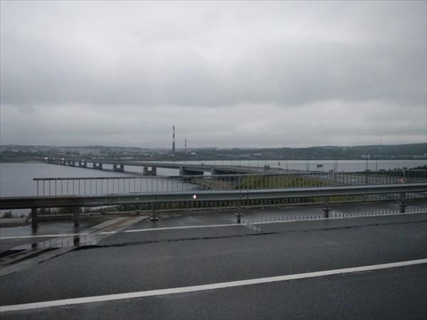 Новый мост через Кольский залив