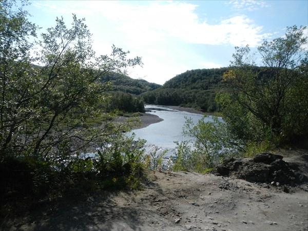Река Титовка