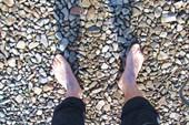 Ноги готовы к бродам