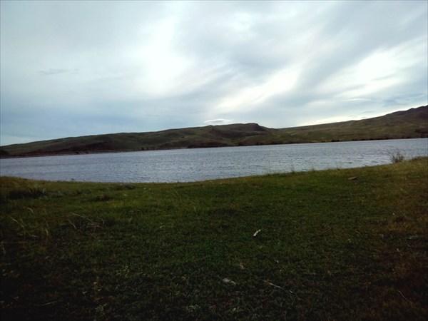 Эрбекское водохранилище