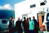 Наша группа покидает остров Сокотра