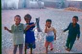 Дети на улице Хадибу