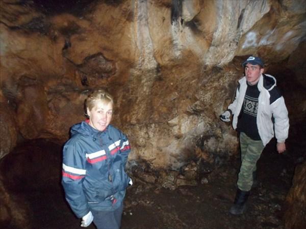 """В пещере """"Сказка"""""""