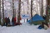 Судейская палатка